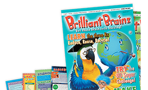 Brilliant Brainz Magazine