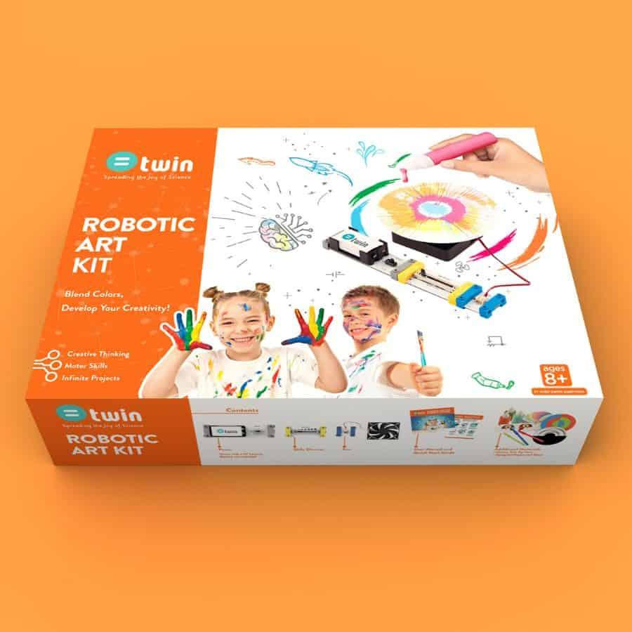 Robotic Art Kit